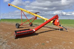 Auger Options