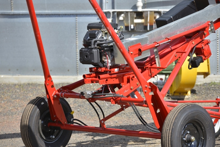 TFX2 Transportable Auger Series
