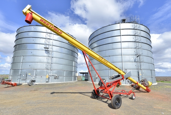 TFX2 100-36 Transportable Auger
