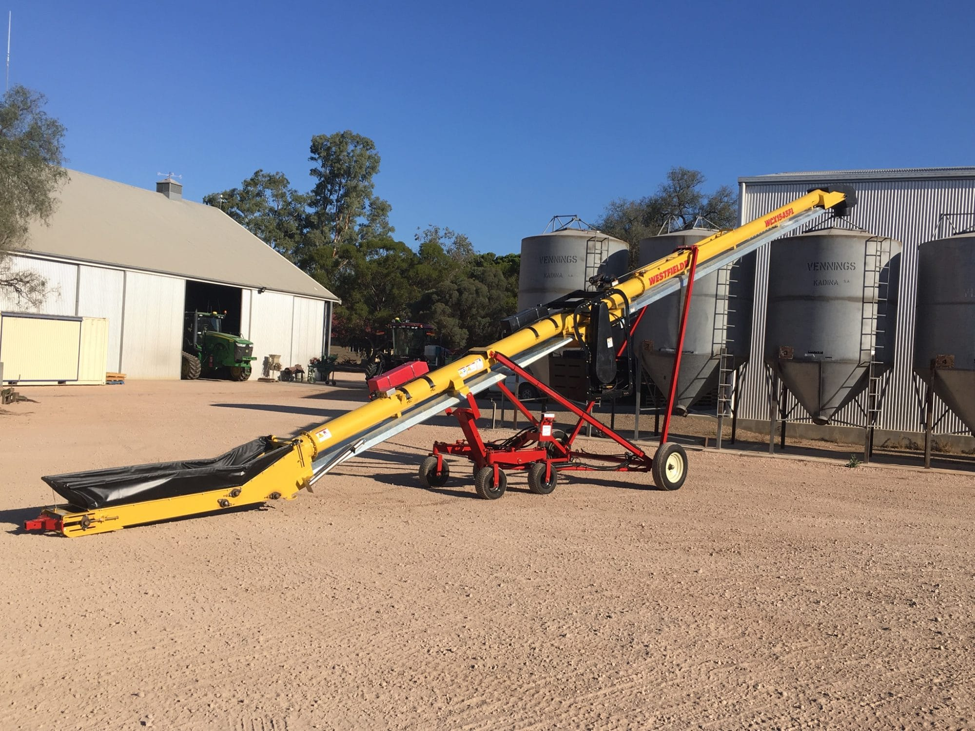 WCX1545FL Conveyor