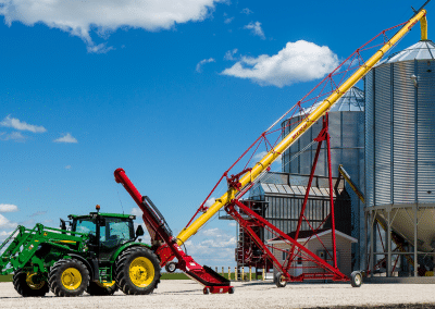MKX XTEND Swing Away Auger